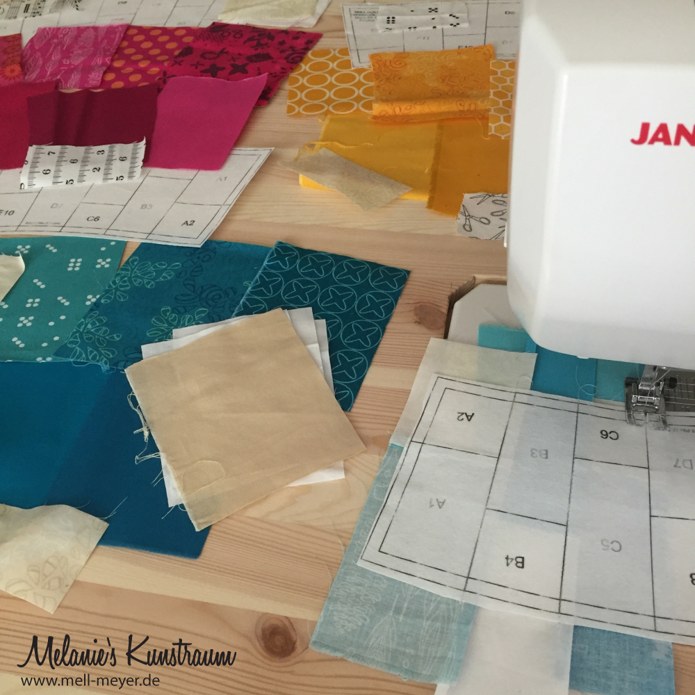 WIP Wednesday: Snapshots 2 | mell-meyer.de