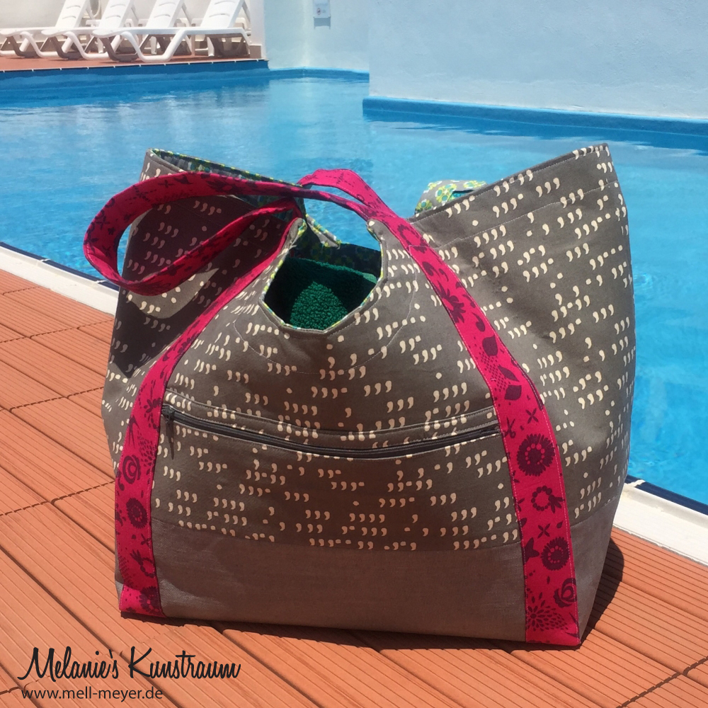 Poolside Tote | mell-meyer.de
