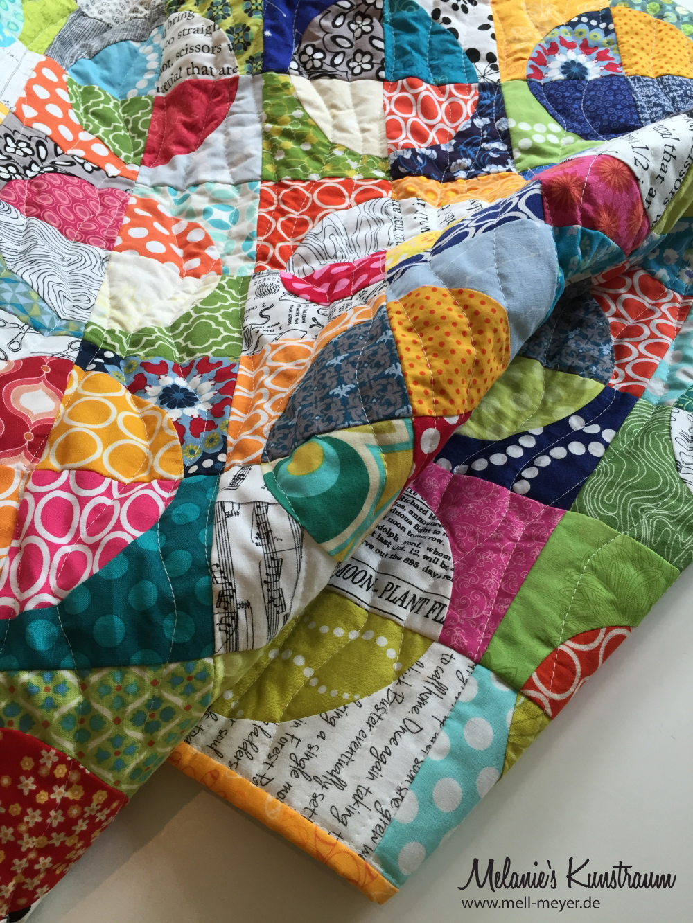 Charity Quilt No. 1 | mell-meyer.de
