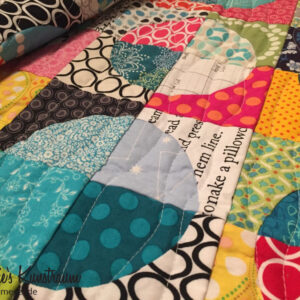 "Charity Quilt ""Round No. 2"""