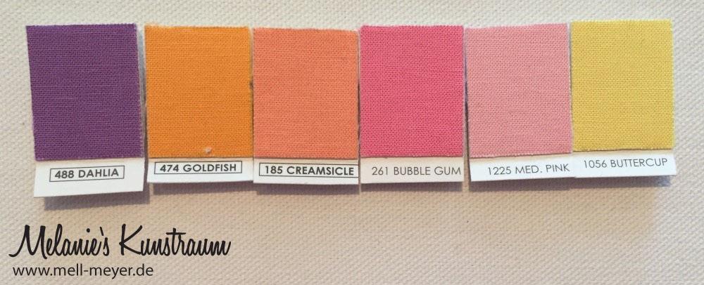 "Queen Bee ""Fabric Selection"" | mell-meyer.de"