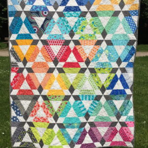 "Thorge's Quilt ""Monkey Bars"""