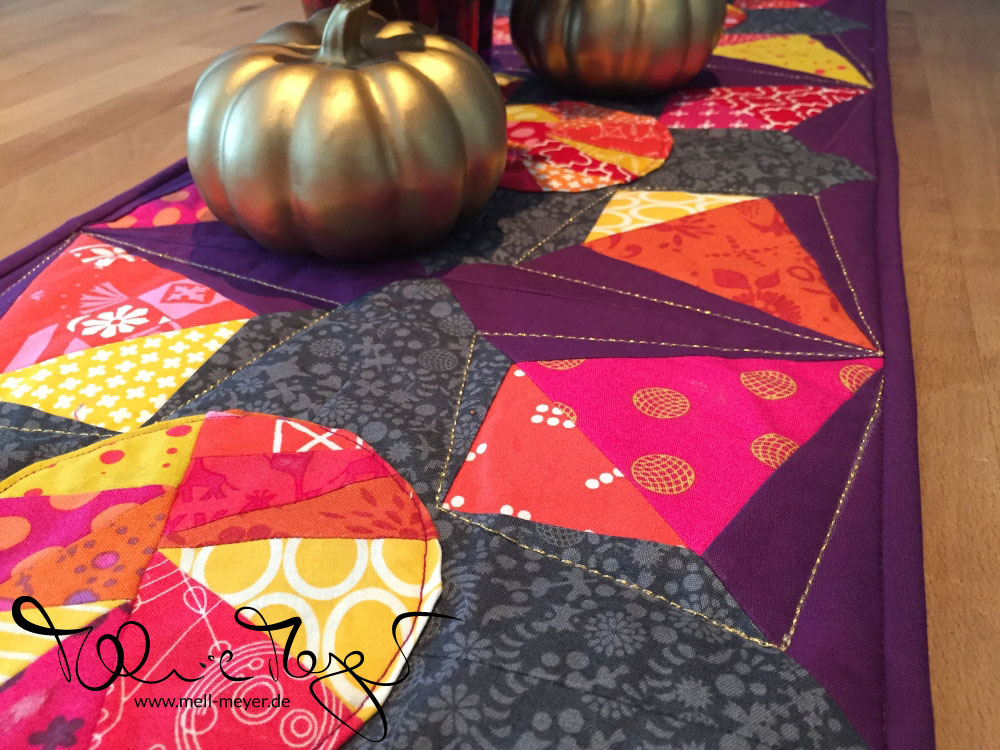 sting #jeweledkaleidoscopequilt | mell-meyer.de