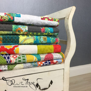 Donation #1 – Six Quilts to Give Love To Preterm Babies