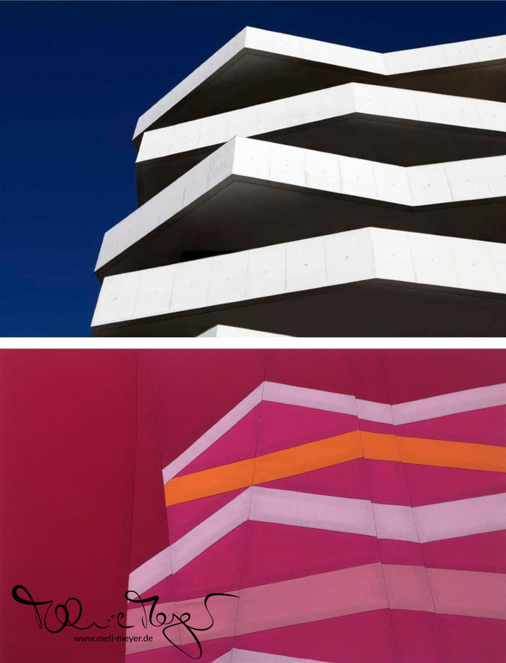 "#improvbee - Q1 2017 ""Minimalistic Architecture"" | mell-meyer.de"