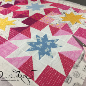 "Progress: ""Pink Stars"" 