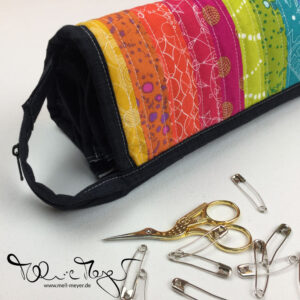 #quiltygift — Sew Together Bag for Preeti