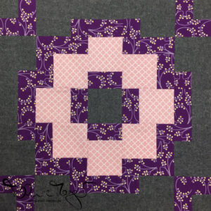 Quilty Circle of Bees - April/May 2019 | mell-meyer.de