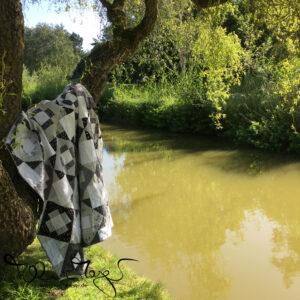 Greyscale – Meadowland No. 2