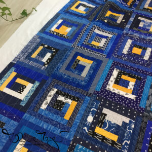 Bee Quilt 2019 – Almost Finished
