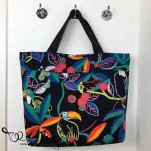 Jungle Beach Bag