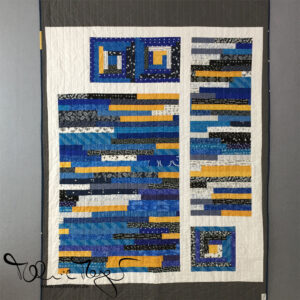 Bee Quilt 2019 – Finished!