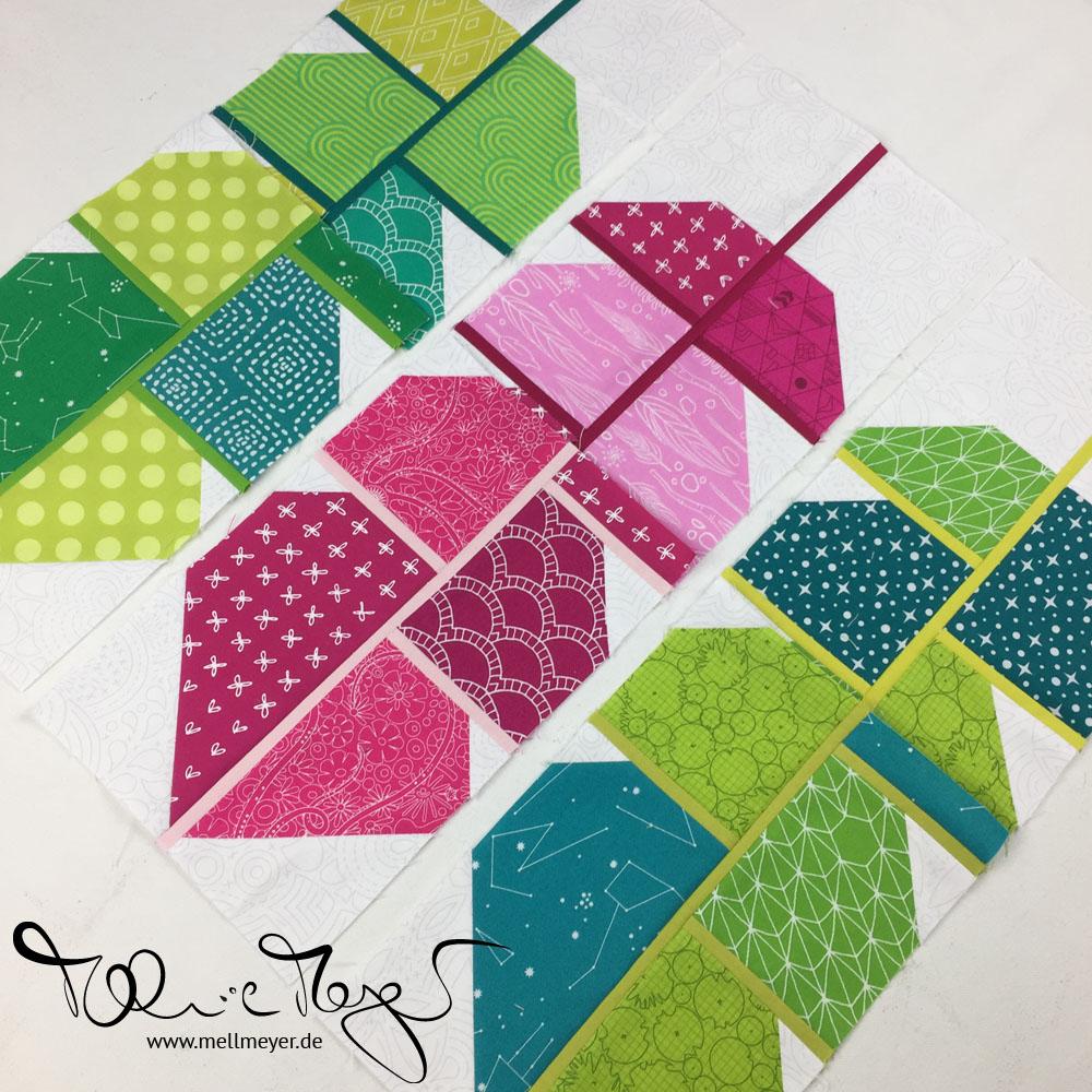 Leafy Quilt | mellmeyer.de