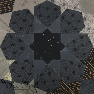 "Bee Germany – March 2020 ""Geometric Flower"""