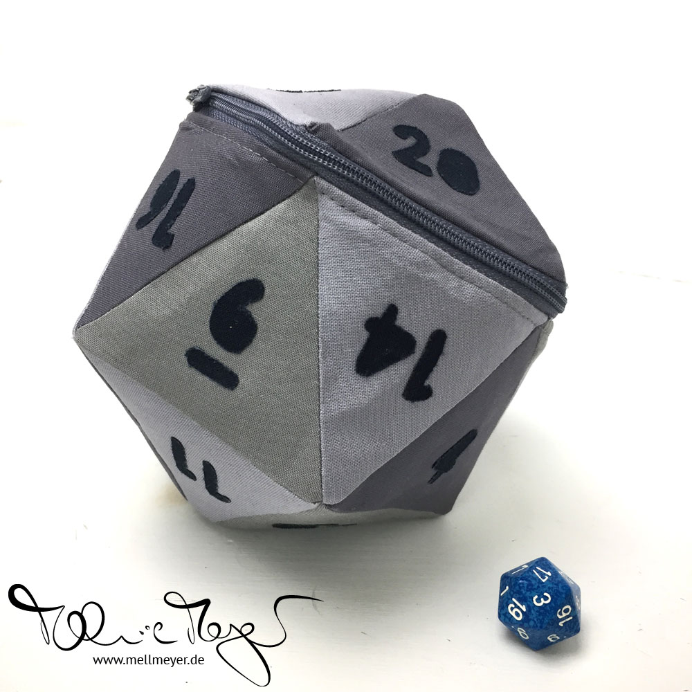 D20 bag | mellmeyer.de