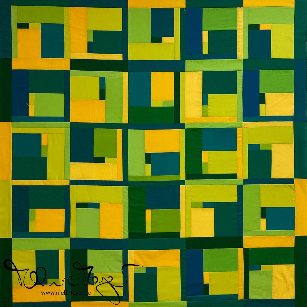 Quilt Buzz Bingo #1 | mellmeyer.de