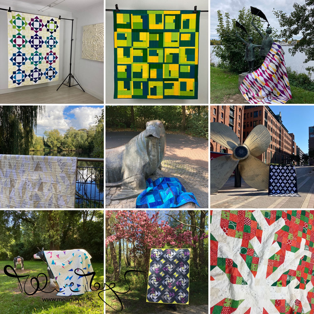 The Nine Quilts of 2020 | mellmeyer.de