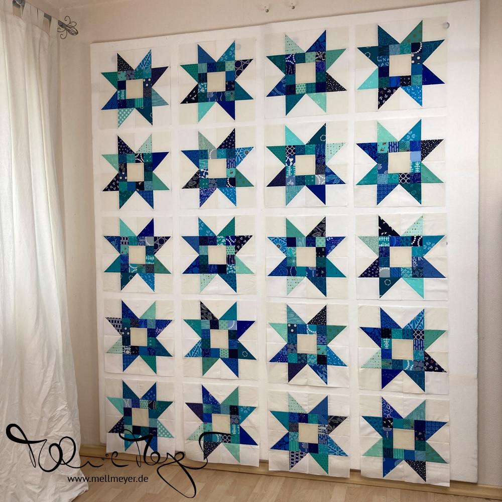 Quilty Stars | mellmeyer.de