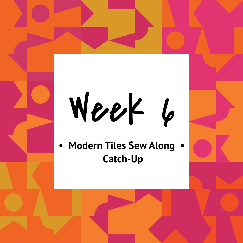 Modern Tiles Sew Along   mellmeyer.de