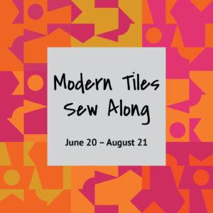 Modern Tiles Sew Along
