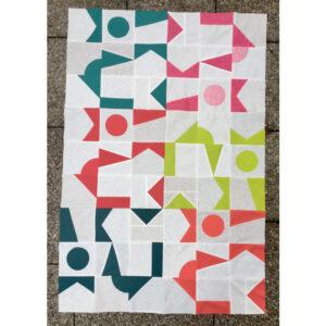 Modern Tiles — Pattern Tester Quilt Parade